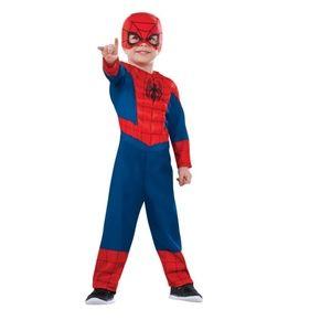 Spider-man Costume Toddler 2/4